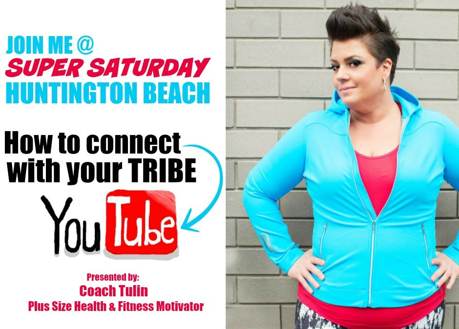 How I Built my Tribe on YouTube  Super Saturday Speech with Coach Tulin
